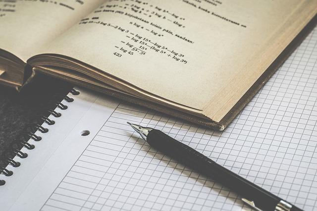 本 ノート ペン