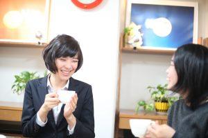 弓場さん カフェ
