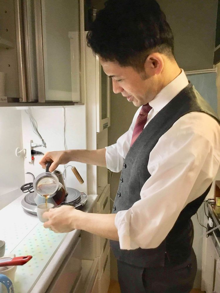 大学受験塾ミスターステップアップの村田先生